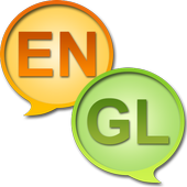 English Galician dictionary icon