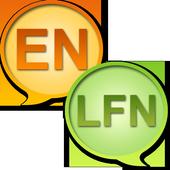 English Lingua Franca Nova icon