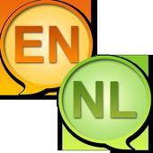 English Dutch dictionary icon