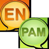 English Pampanga Dictionary icon