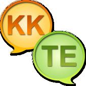 Kazakh Telugu Dictionary icon
