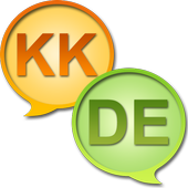 Kazakh German Dictionary icon