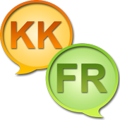 Kazakh French Dictionary icon