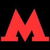 Яндекс.Метро — схема метро и расчёт времени в пути иконка