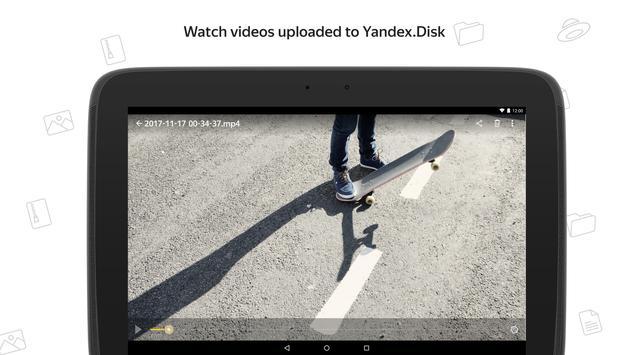Schermata apk Yandex.Disk