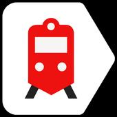 Yandex.Trains icon