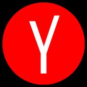 Яндекс - с Алисой иконка