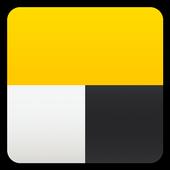 Яндекс.Такси — заказ онлайн иконка