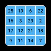 Schulte tables icon