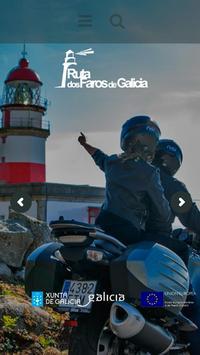 Ruta de los Faros de Galicia screenshot 1