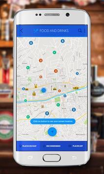 Sarajevo Guide Rutmap - Offline Map apk screenshot