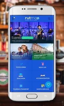Sarajevo Guide Rutmap - Offline Map screenshot 2