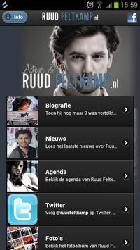 Ruud Feltkamp App poster