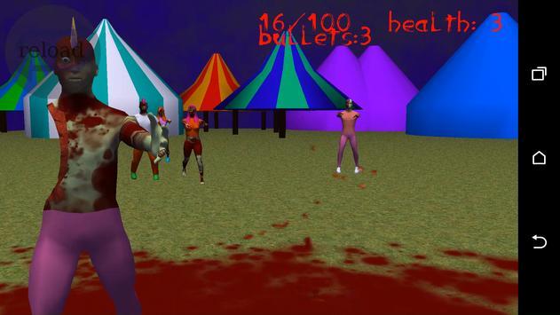 rave zombies(indie game) screenshot 4