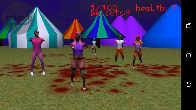 rave zombies(indie game) screenshot 5