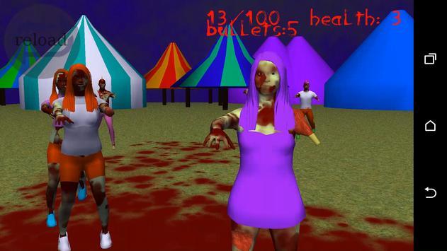 rave zombies(indie game) screenshot 2
