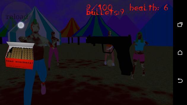 rave zombies(indie game) screenshot 3