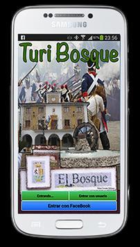 Turi Bosque poster