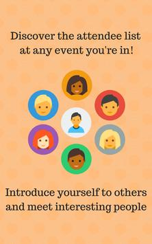 Event Networking poster
