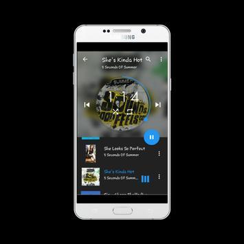 Jazz-Free Music Player screenshot 2