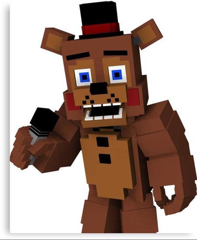 Skins Freddy Fur Minecraft PE APKDownload Kostenlos Unterhaltung - Freddie skins fur minecraft