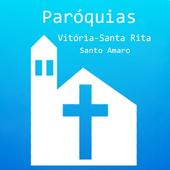 Paróquias SantaRita/SantoAmaro icon