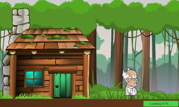 Scientist Runner screenshot 1