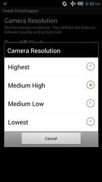 Photo Auto Snapper Free apk screenshot