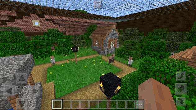 «Rugged Jungle Mansion». Map for Minecraft screenshot 8