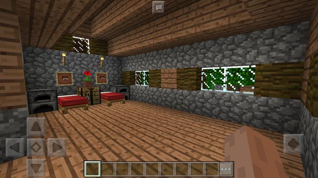 «Rugged Jungle Mansion». Map for Minecraft screenshot 11