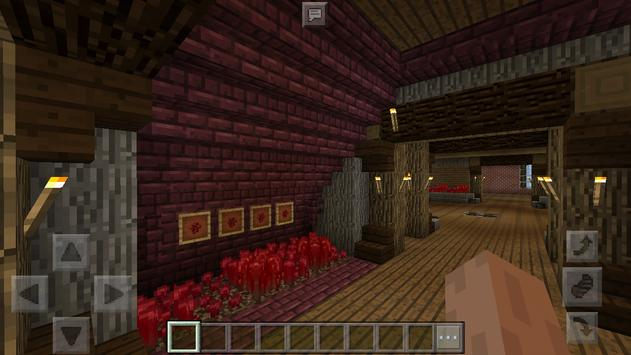 «Rugged Jungle Mansion». Map for Minecraft screenshot 15