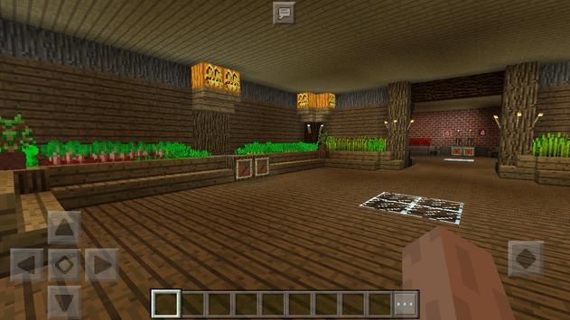«Rugged Jungle Mansion». Map for Minecraft screenshot 21