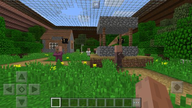 «Rugged Jungle Mansion». Map for Minecraft screenshot 2