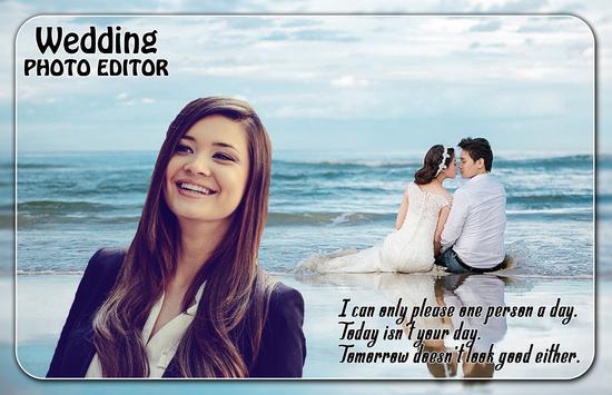 Wedding Photo Editor screenshot 2