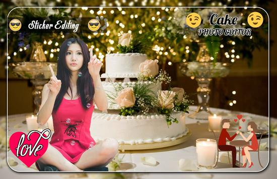 Cake Photo Editor screenshot 3