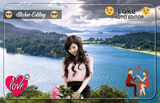 Lake Photo Editor screenshot 3