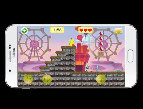 Super Pikachu jump screenshot 3