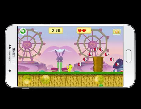 Super Pikachu jump screenshot 1