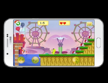 Super Pikachu jump screenshot 2