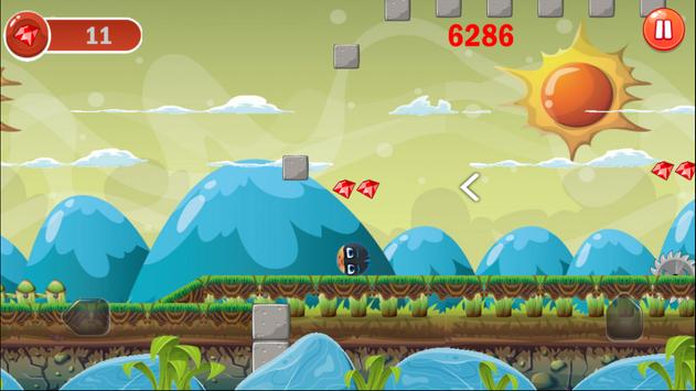 Subway pj jungle mask ball apk screenshot