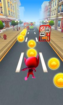 Run pj Hero Masks Adventures screenshot 2