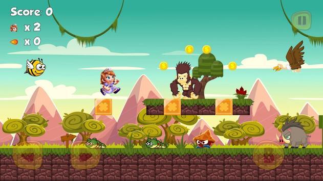 Princess Sofia World - Adventure apk screenshot