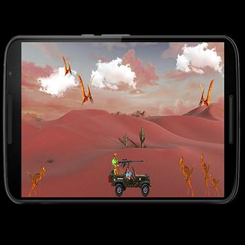 mostafa game dinosaures apk screenshot