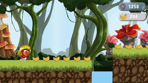 Jungle Escape - Running Man screenshot 4