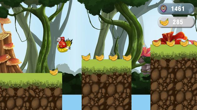 Jungle Escape - Running Man screenshot 1