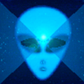 Runner in the UFO - Music visualizer & Live WP icon