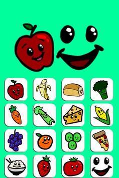 Toddler Food poster