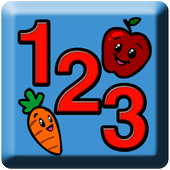 Toddler Numbers icon