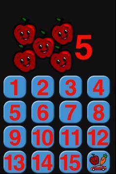 Toddler Numbers screenshot 1