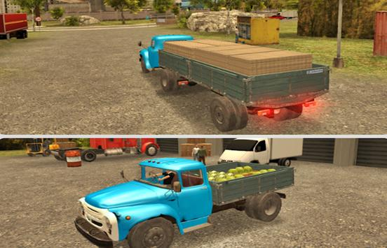 Russian Lorry Driving screenshot 3